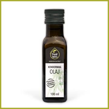 Hidegen sajtolt Kendermag olaj – 100 ml