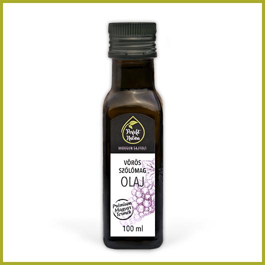 Vörös szőlőmag olaj – 100 ml