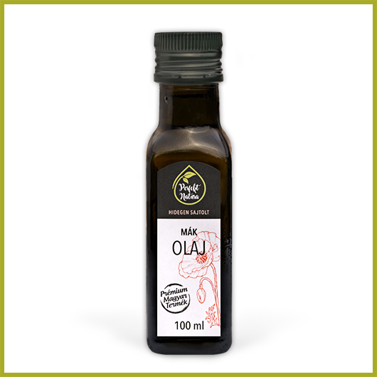 Mák olaj – 100 ml