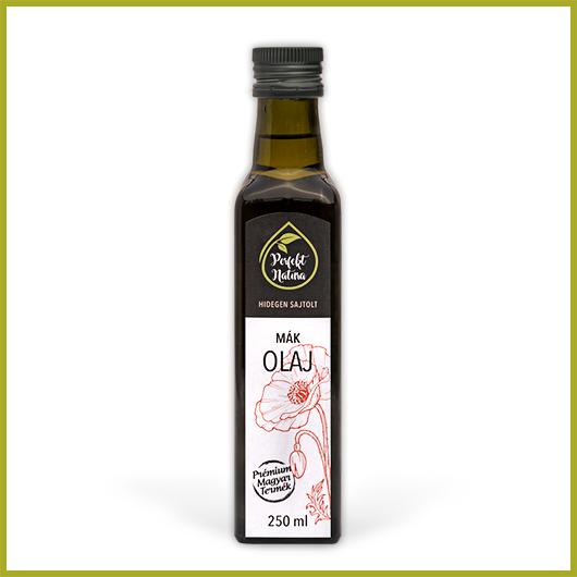 Mák olaj – 250 ml