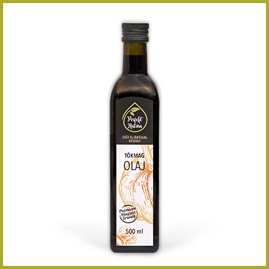 Szűz tökmag olaj – 500 ml