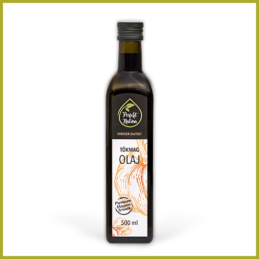 Tökmag olaj – 500 ml